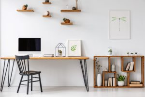 Consider Converting Your Extra Room into a Home Office