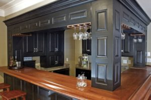 Make Your House the Go To Party House with Your Own Private Bar