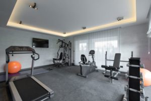 A Home Gym is a Great Use of Additional Space