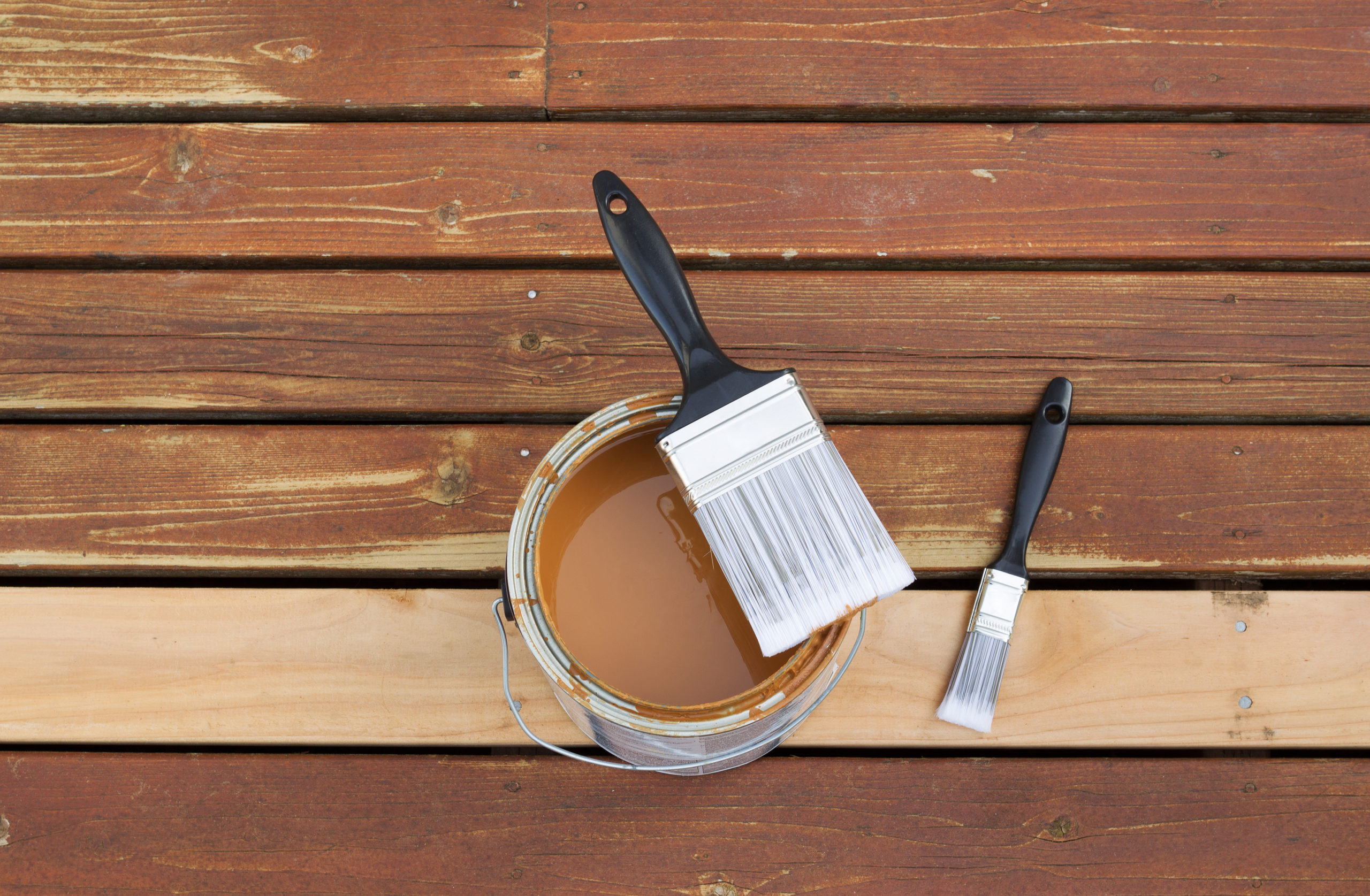 Deck Stain Options