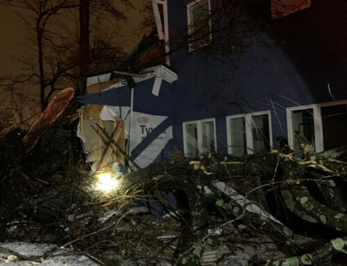 Does My Insurance Cover Storm Damage to My Home?